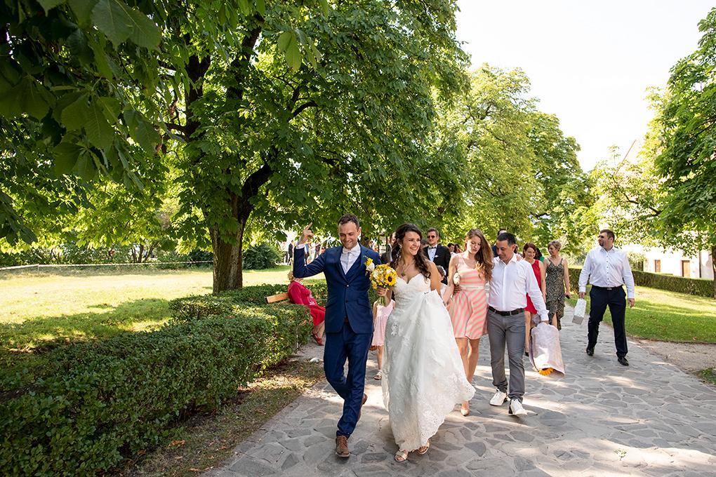 Svadba Eva a Tomáš - hrad Červený kameň - Obrázok č. 10