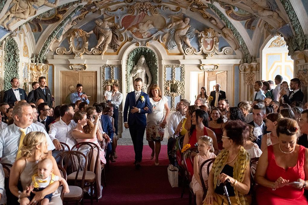 Svadba Eva a Tomáš - hrad Červený kameň - Obrázok č. 12
