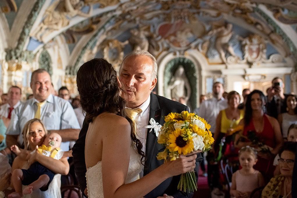 Svadba Eva a Tomáš - hrad Červený kameň - Obrázok č. 14