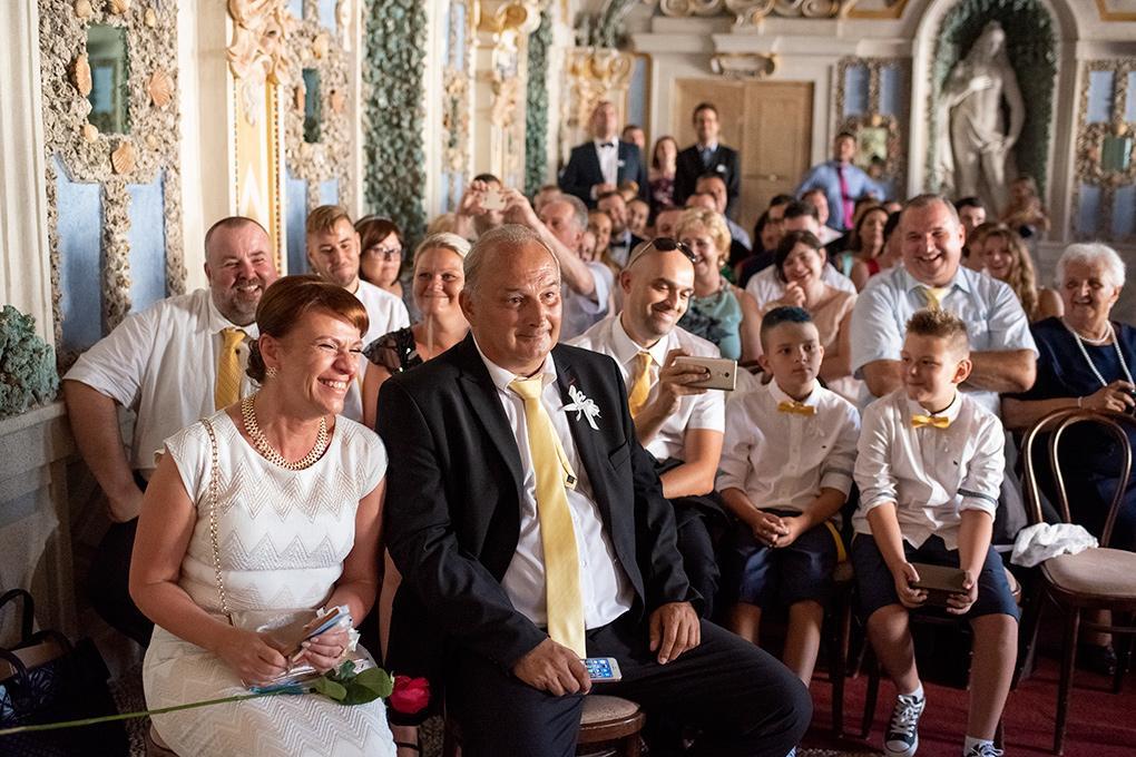 Svadba Eva a Tomáš - hrad Červený kameň - Obrázok č. 18