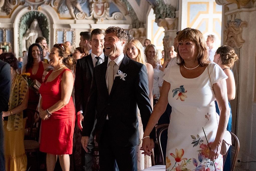 Svadba Eva a Tomáš - hrad Červený kameň - Obrázok č. 19