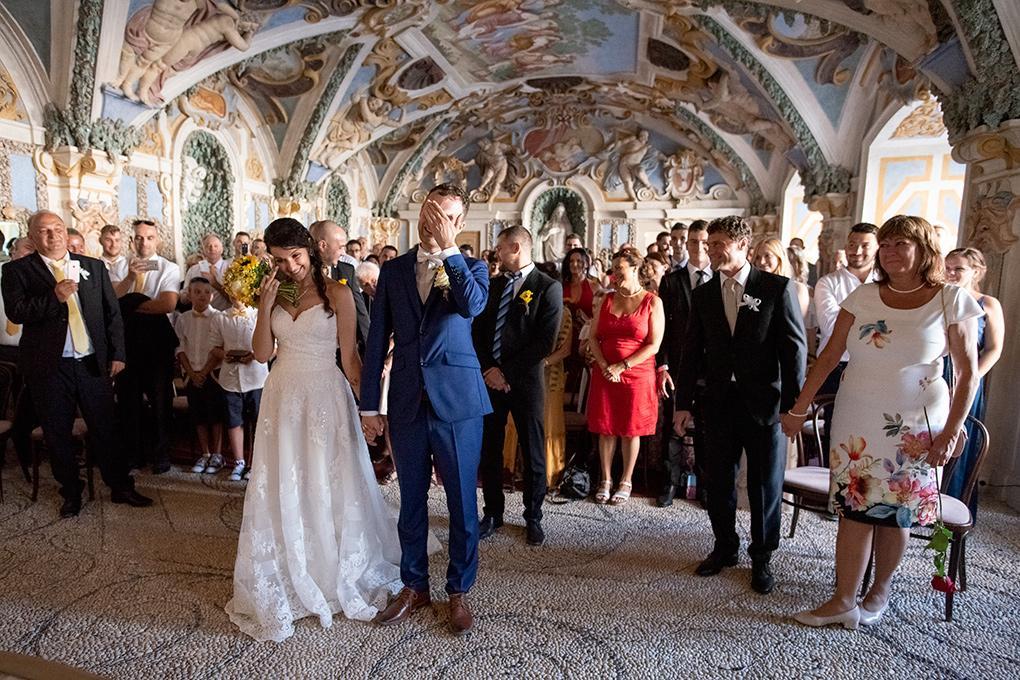 Svadba Eva a Tomáš - hrad Červený kameň - Obrázok č. 20