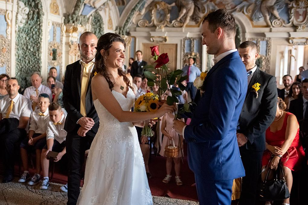 Svadba Eva a Tomáš - hrad Červený kameň - Obrázok č. 25