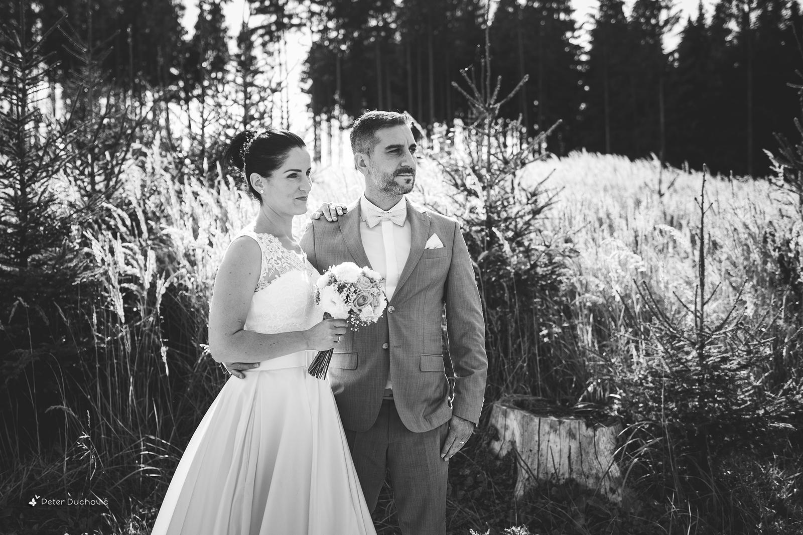 Svadba  Ľubomíra a Marián - Obrázok č. 2