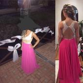 šaty na predaj, 36