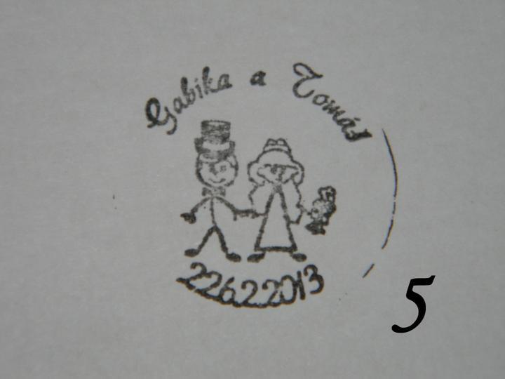 Svadobne razitka na zakazku podĺa želania - Obrázok č. 5