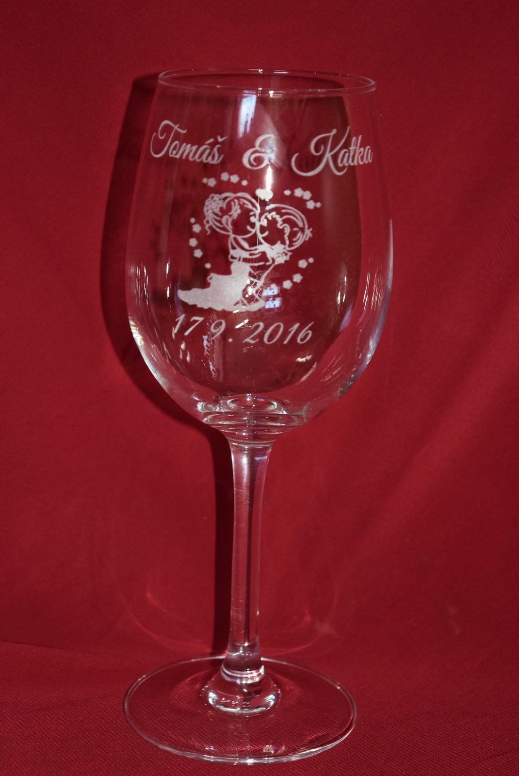 stifler439 - Gravírovaný svadobný pohár na želanie rôzne motívy a poháre na výber cena za 17,5€ 2ks.