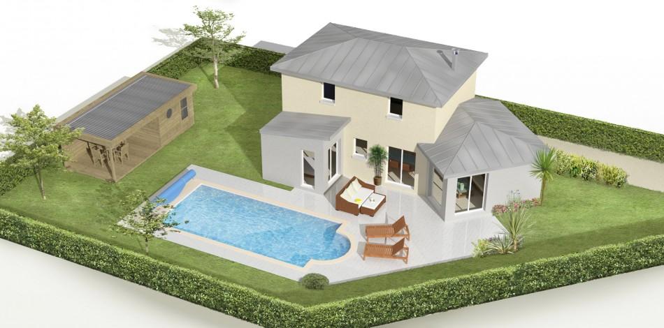 Moderné francúzske bývanie. - Obrázok č. 13