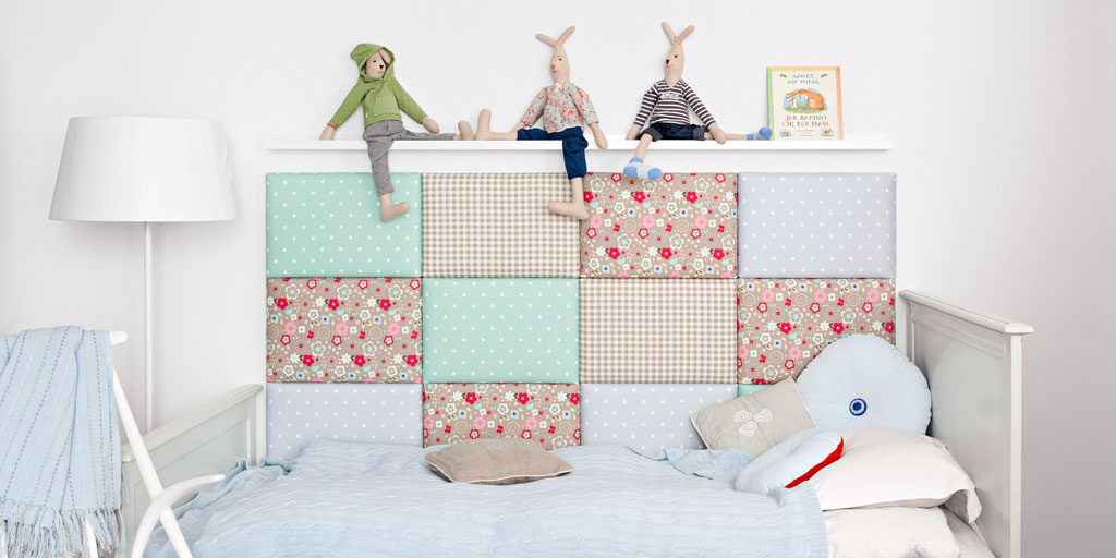 NOVINKA | čalúnené panely za posteľ - Obrázok č. 2