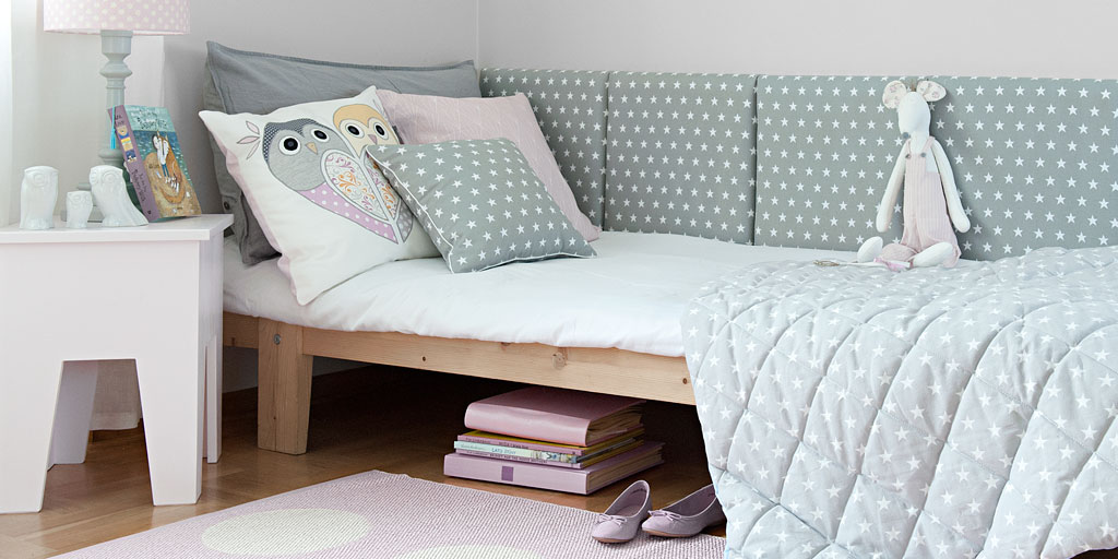 NOVINKA | čalúnené panely za posteľ - Obrázok č. 5