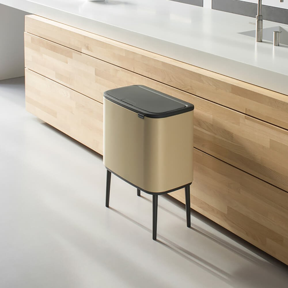Dizajnový kôš na triedený odpad Bo Touch Bin | BRABANTIA v predaji - Obrázok č. 1