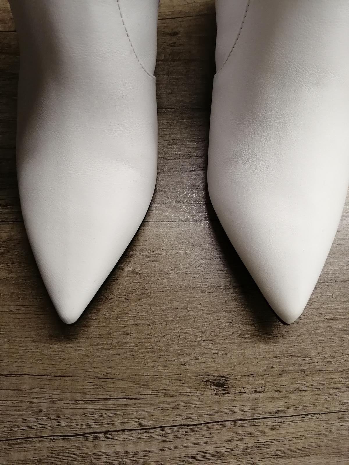 Biele čižmičky - Obrázok č. 4