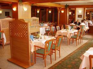 miesto svad. hostiny....Hotel Baronka