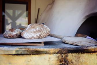 Čerstvě pečený chléb