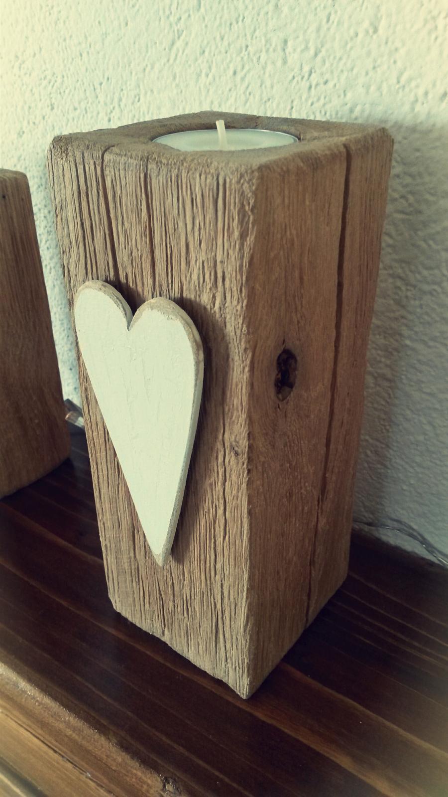 Drevene dekoracie... moja zaluba... - stary dub,vykartacovany