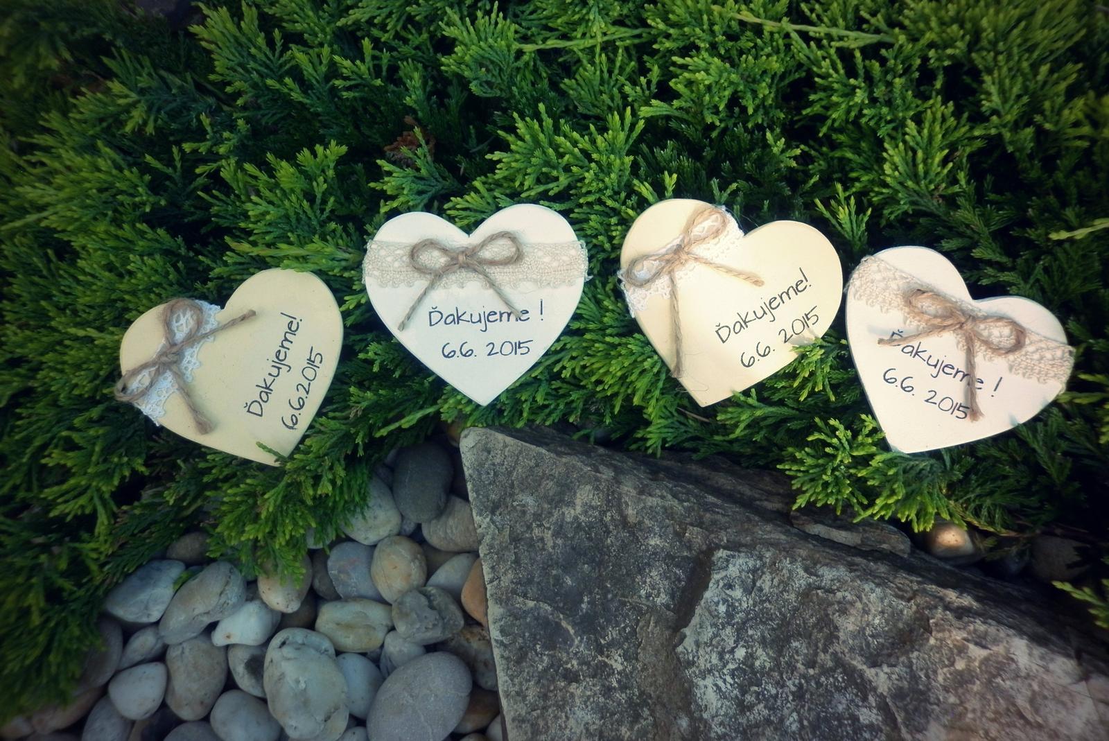 Darček pre svadobčanov ... - Obrázok č. 9