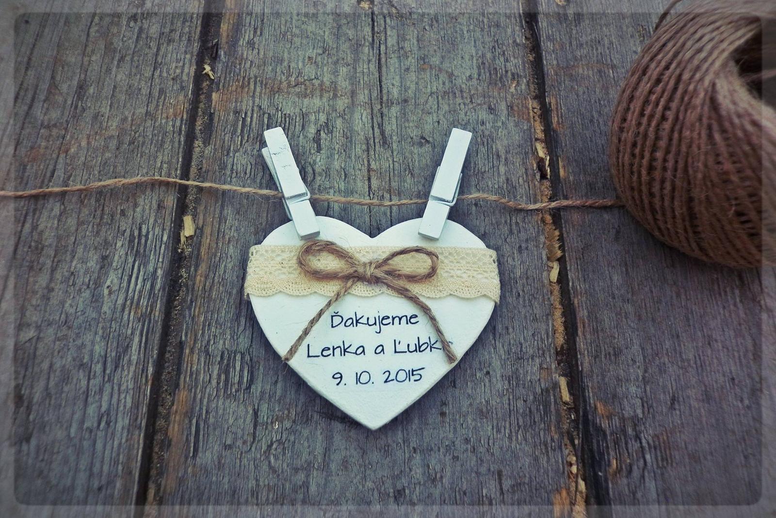 Darček pre svadobčanov ... - Obrázok č. 12