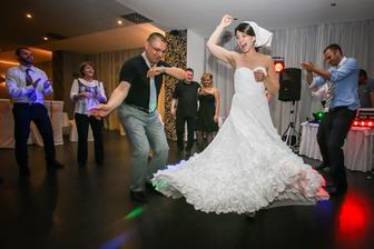 posledný tanec s nevestou