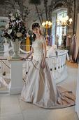 svatební,či společenské šaty, 36