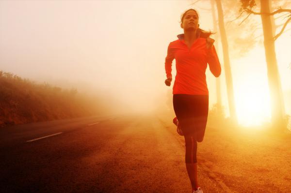 Sportovně-motivující skupinka - Fotografie skupiny