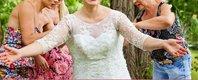 Pronovias inšpirované svadobné šaty na predaj, 40