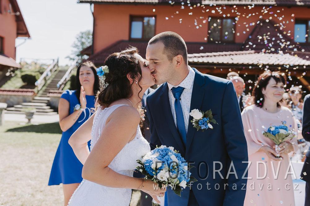 Z veselé svatby na Vysočině :) - Obrázek č. 3