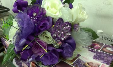 Házecí kytice, nechala jsem v ní duši :)