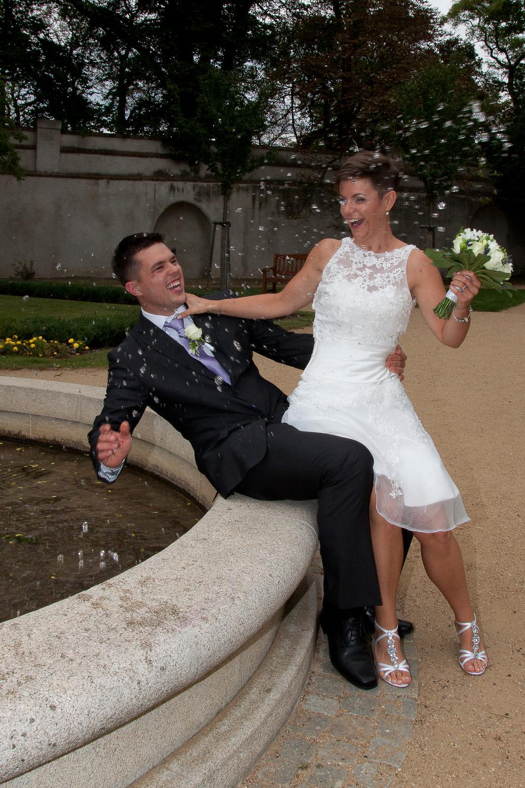 Svatba Zámek Benátky nad Jizerou - Obrázek č. 5