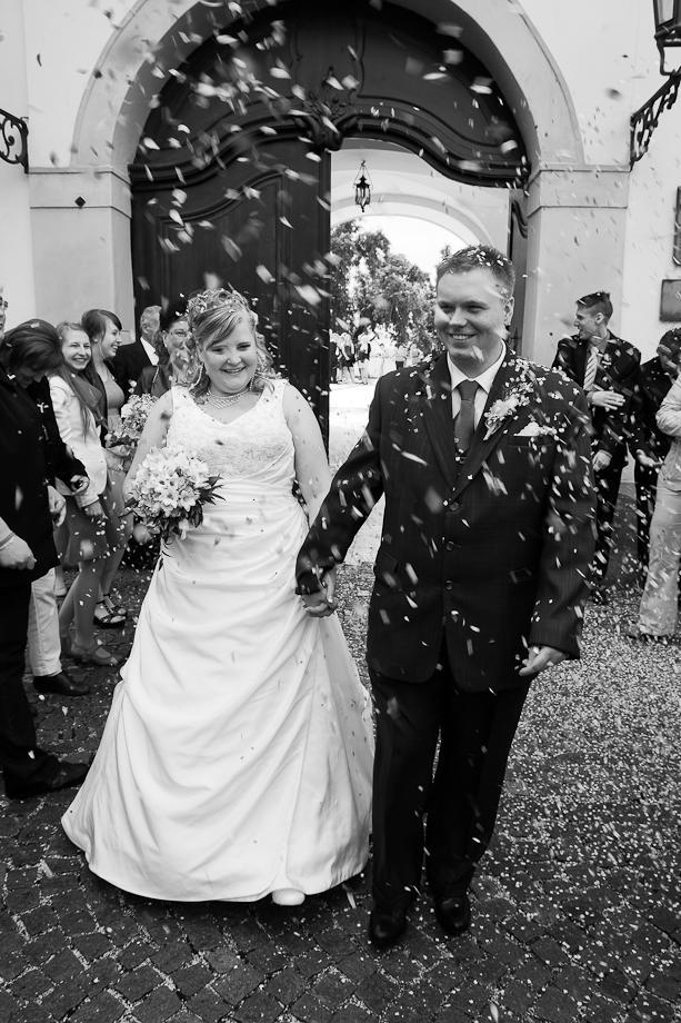 Svatba Zámek Benátky nad Jizerou - Obrázek č. 8