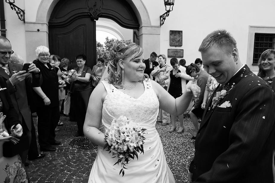 Svatba Zámek Benátky nad Jizerou - Obrázek č. 9