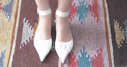 ...a uz som si kupila aj topánocky...