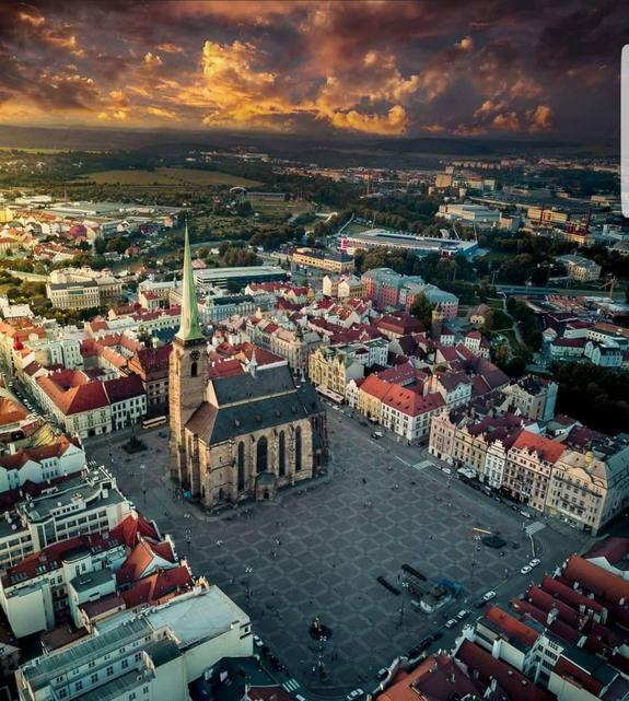 Plzeň - Fotografie skupiny
