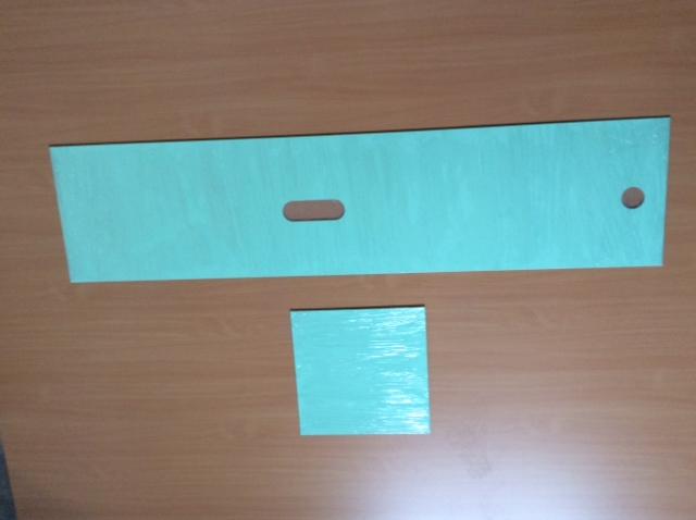 Obkladové sklo - kalené - Obrázek č. 1