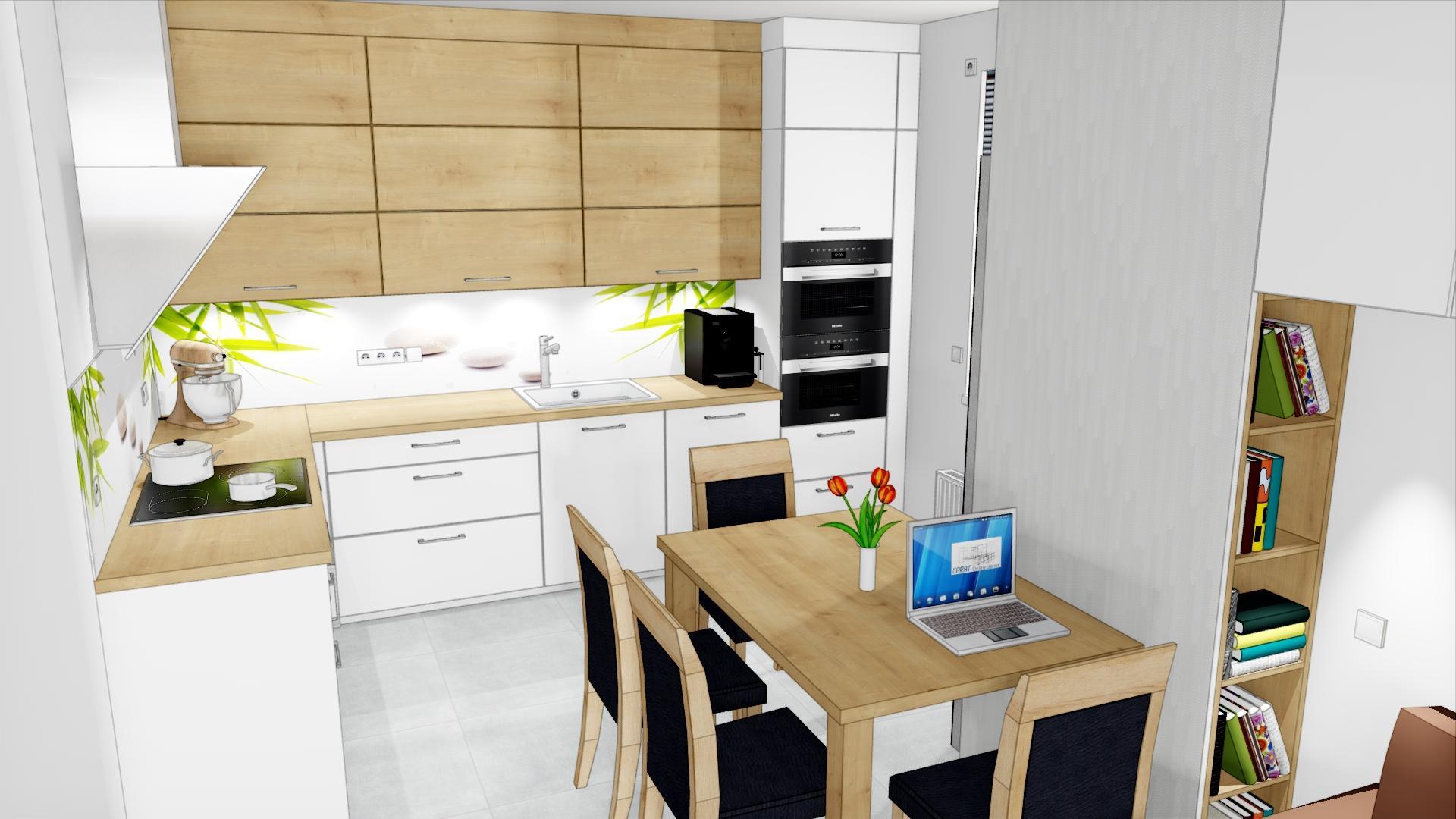 Kuchyně - rady a tipy k sestavě kuchyňské linky - Fotografie skupiny