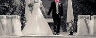 Svatební šaty MADORA+bolerko+závoj vel. 36-38-40, 38