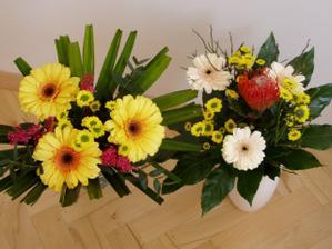 Zásnubní kytky pro maminky