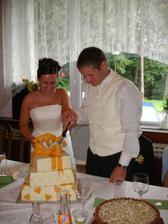 Tak nějak bude vypadat dort