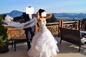 Luxusné svadobné šaty v 34-38, 34