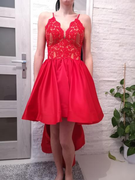 Spoločenské šaty veľ.M - Obrázok č. 1