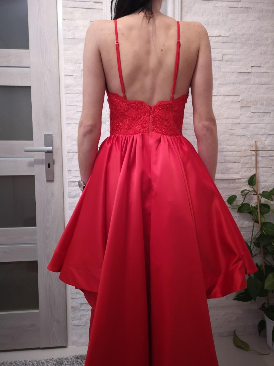 Spoločenské šaty veľ.M - Obrázok č. 3