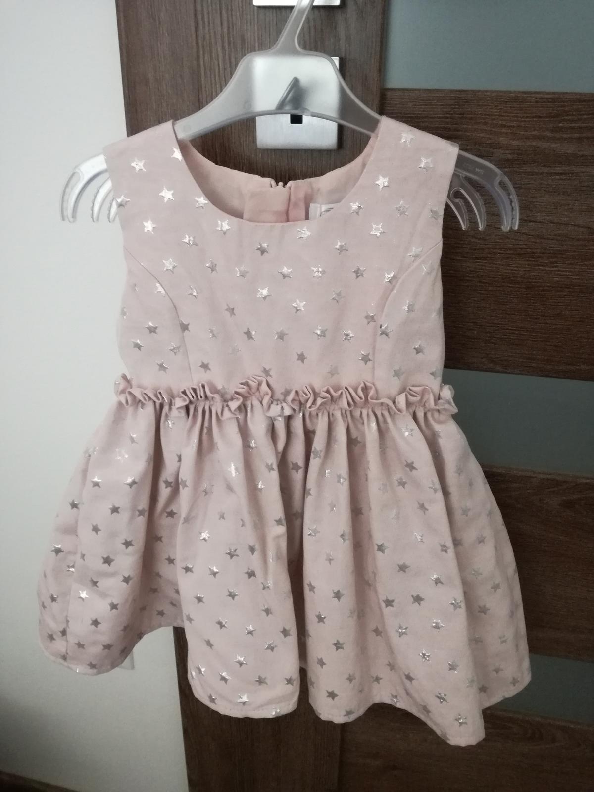 Dievčenské šaty - Obrázok č. 1