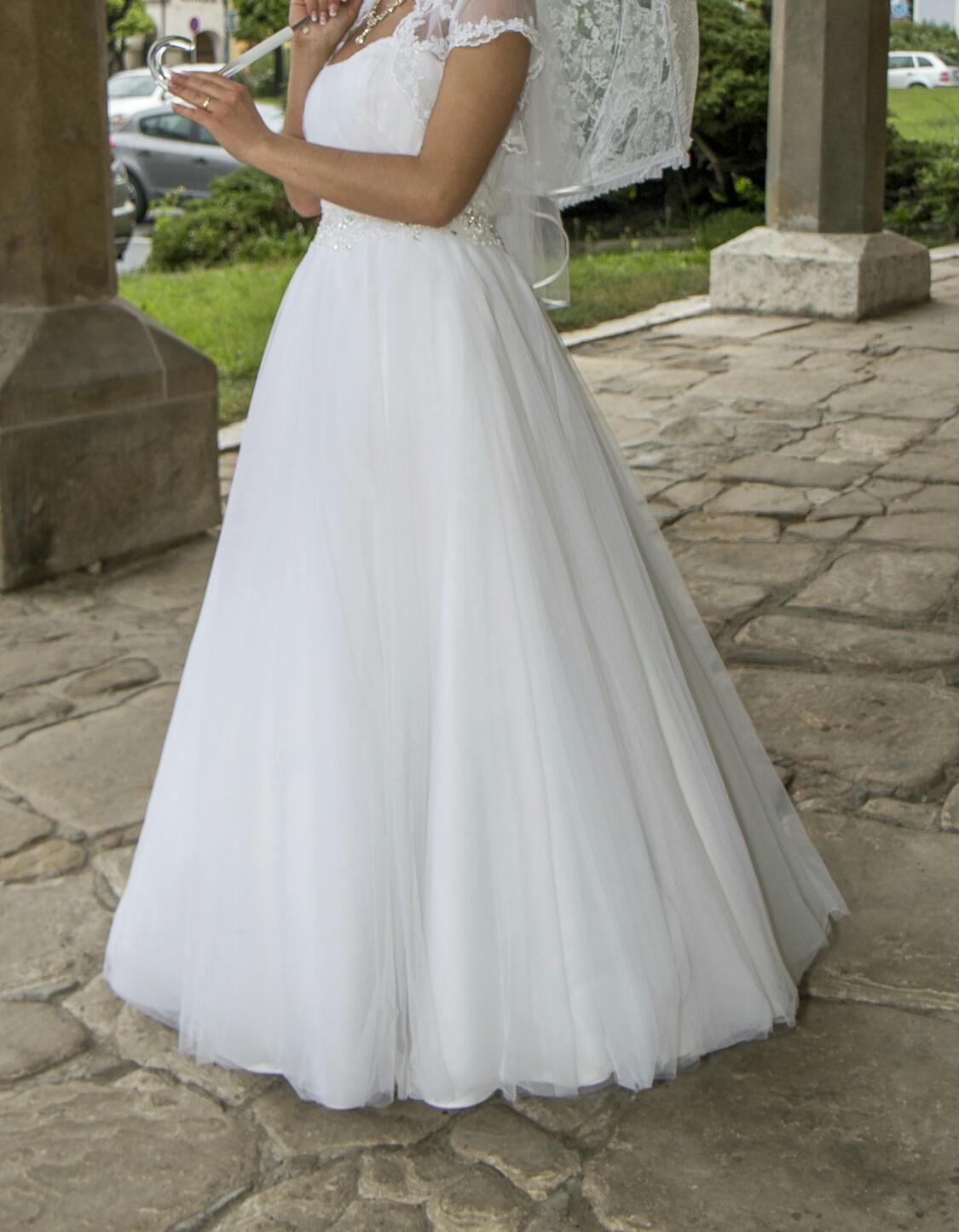 Svadobné šaty  zn. DivinaSposa - Obrázok č. 1