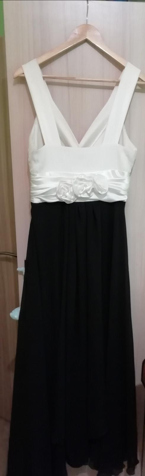 Čiernobiele šaty - Obrázok č. 2