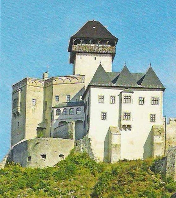 29.8.2009 - Obrad bude na hrade.