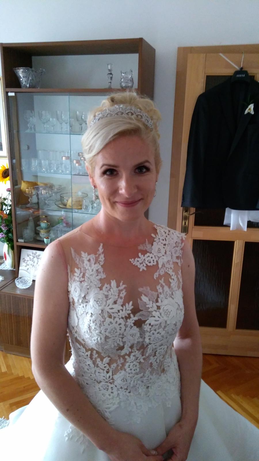 Svadobné šaty WEM Collection - Obrázok č. 2