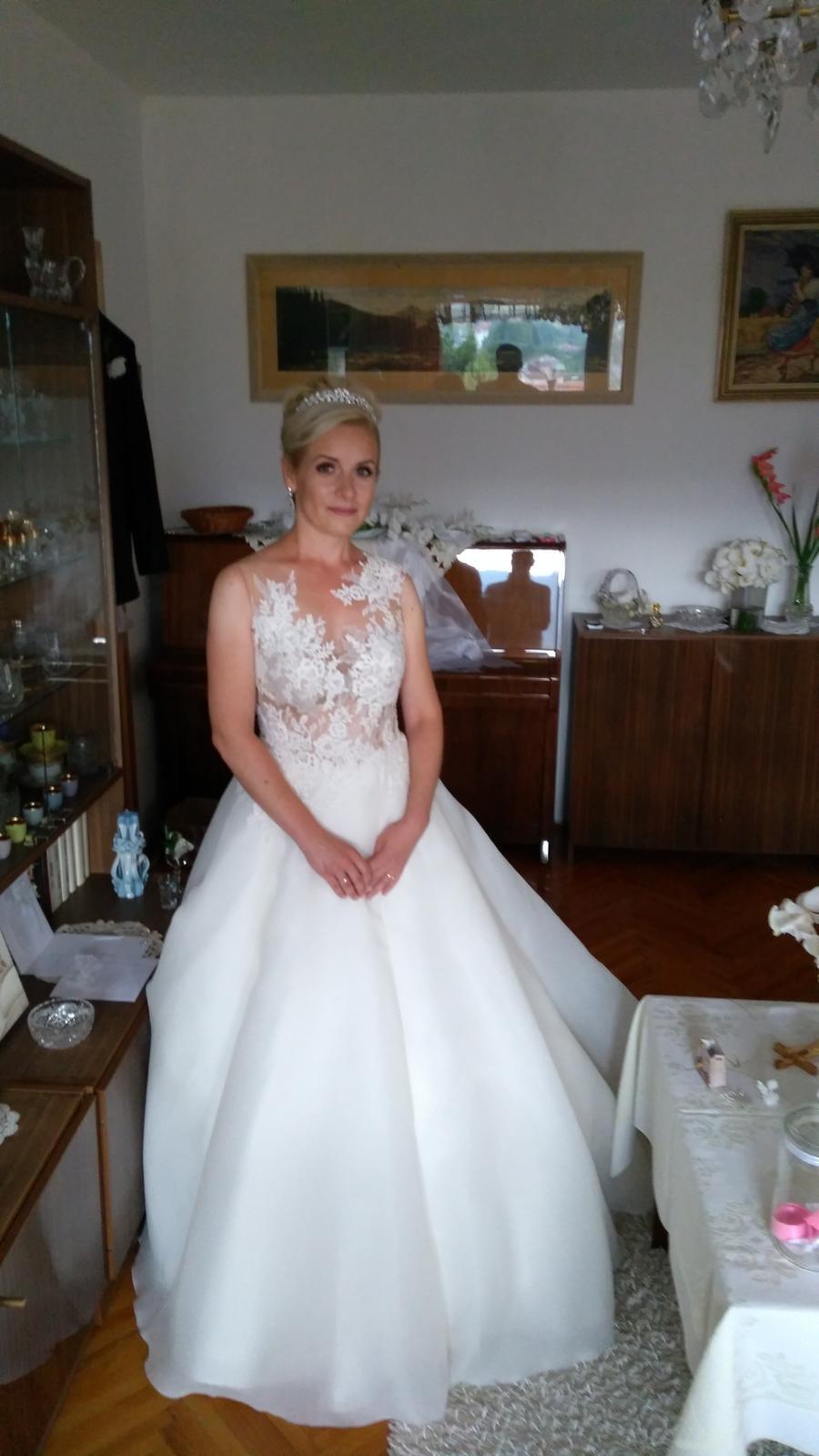 Svadobné šaty WEM Collection - Obrázok č. 3