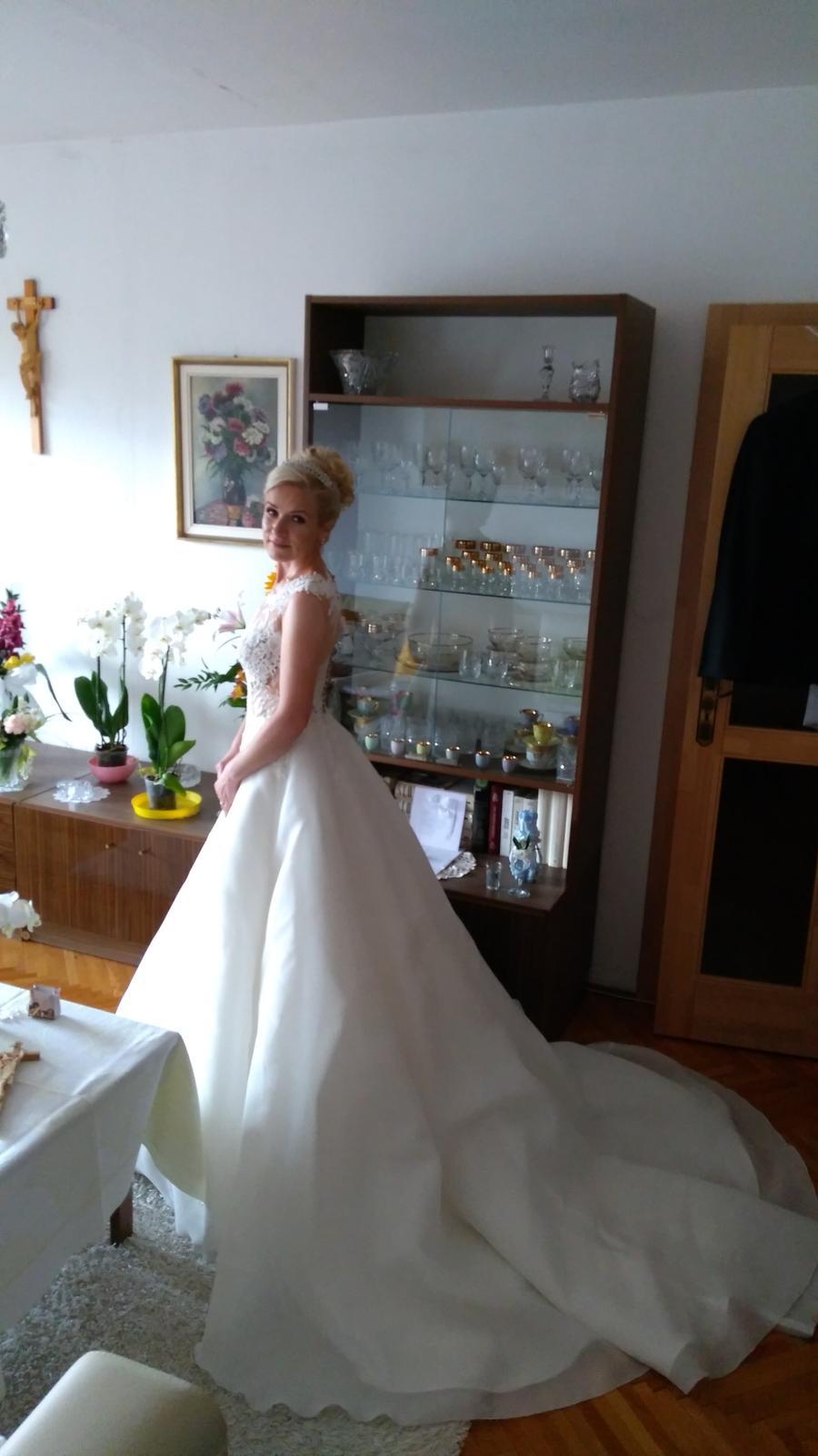Svadobné šaty WEM Collection - Obrázok č. 4