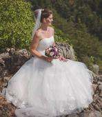 Svatební šaty - Ivory, 36
