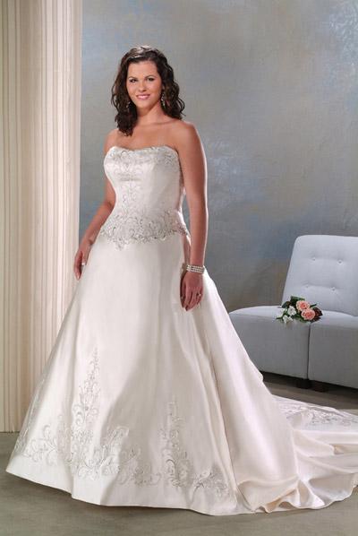 Plus size bride :o) - Obrázek č. 102