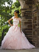 Milujem rúžovú...a krásne šatky.
